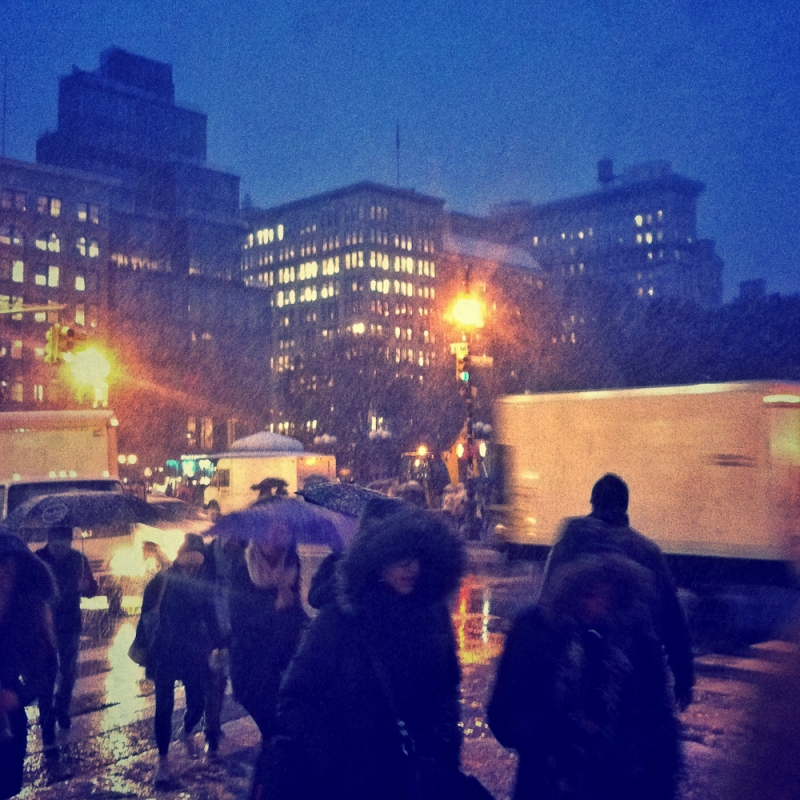 5:30PM - 43rd Street and 6th Avenue