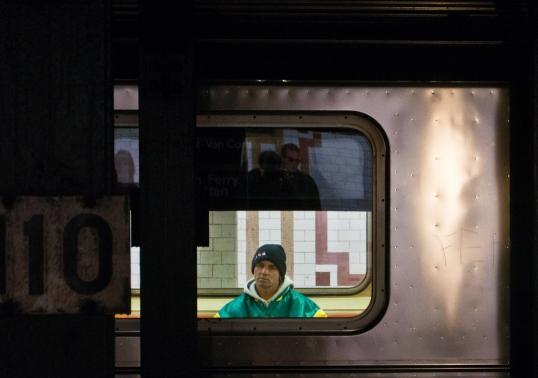Uptown Subway - 110th Street