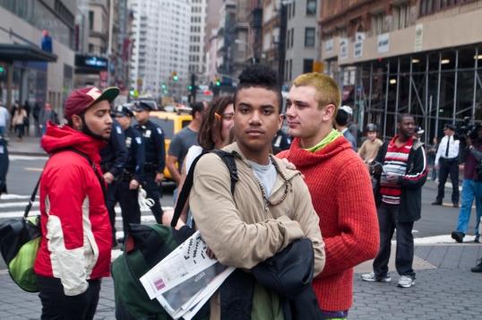 Union Square - OWS