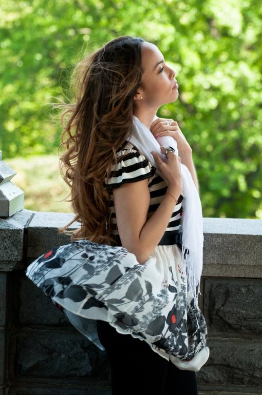 Model - B&H Fashion Photo Walk - Central Park
