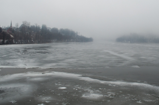 Connecticut River, Brattleboro