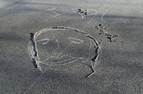 Love is in the concrete