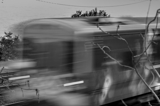 Da train, boss. Da train.