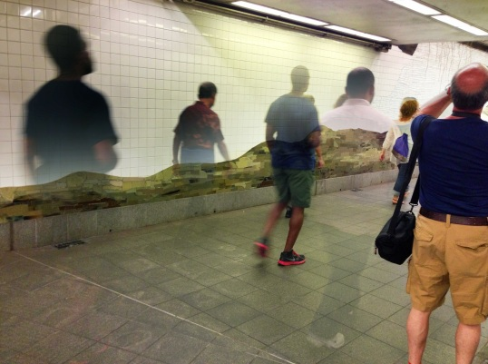 Subway Ghosts