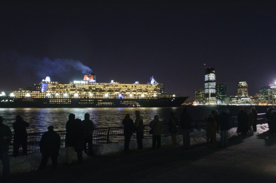 Weekly Photo Challenge - Queen mary-2