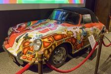 Janis' Porsche