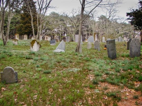 Inside_Wellfleet Cemetery