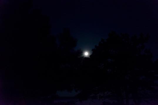 Deep Infinite Cape Blackfish Creek Midnight-130818