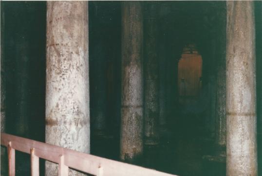 Roman Cistern-1