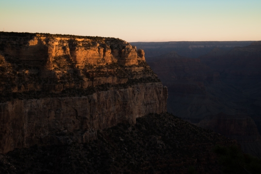 Sunrise - South Rim