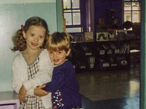 9-3-2001_Kindergarten_Day 1